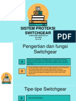 Sistem Proteksi Switchgear