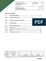 2.9 Flue Gas System(1)