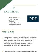 Materi Kuliah Teknik Kompilasi.ppt