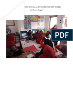 Kegiatan Posyandu Dan Kelas Ibu Hamil Posyandu Dahlia