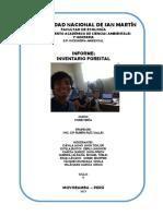 Inventario Forestal Completo