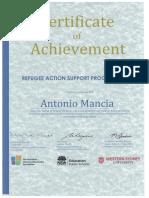 refugee program