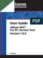 Allison DOC 7.0 User Guide.pdf