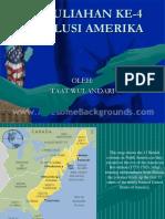 American Revolution. Perkuliahan 3