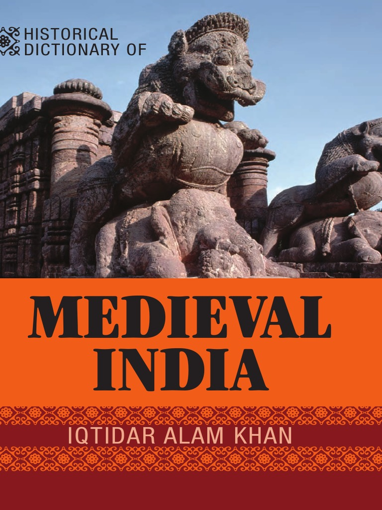 Historical Dictionary of Me val India pdf