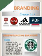 Brandi PPT for branding