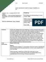 secondary curriculum 2b