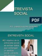 Entrevista Social