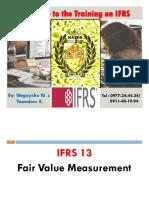 2. IFRS  13 ,15 & 5, IAS -IAS-16,40,20,23,38,36,2,41-trainee