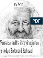 Caws Mary Ann - Surrealism and Literary Imagination. A study of Breton and Bachelard