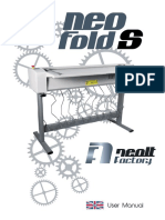 Neofold 920s - Manual Engleza