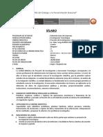 Silabo Proyecto Investigacion e Inn Tecn 2018-II