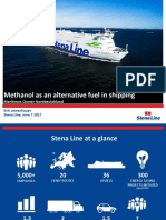 2017 06 07 Experiences With Methanol in Dual Fuel Operation on Stena Germanica Lewenhaupt