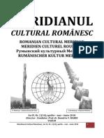 Meridianul Cultural Romanesc Nr. 14 (Reparat)