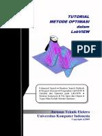 Tutorial Metode Optimasi dalam LabVIEW.pdf