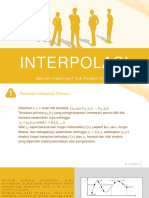 Interpolasi 2