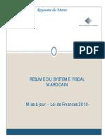 Systeme Fiscal Marocain 10