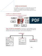 Diseños de Investigación Ficha