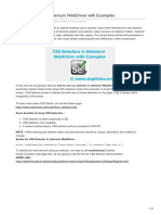 Skptricks.com-CSS Selectors in Selenium WebDriver With Examples
