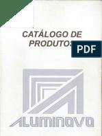 Catalogo Alumínio