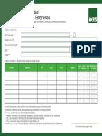 Nuevo Formulario Clave Portal