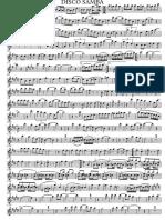 DISCO SAMBA - Saxo Alto.pdf