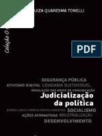 Judicialização da Política