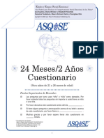 24 Meses Cuestionario asq
