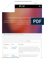 Documentary Film Funding _ Resources _ for Filmmakers _ POV _ PBS