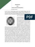 Biologia Molecular Clase 1