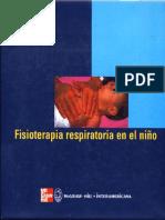 G. Postiaux - Fisioterapia Respiratoria en El Niño 1ª Ed.