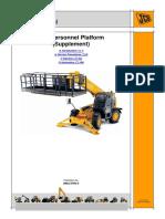 JCB LK1 Personnel Platform (Supplement) Service Repair Manual.pdf