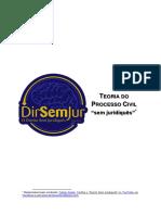 DirSemJur_Teoria Do Processo Civil_2018-2