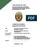 Monografia- El Estado y Su Participación n La Seguridad Ciudadana- Enriquez Quispe Jose