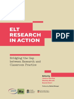 ELT RESEARCH IN ACTION