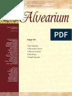 Alvearium Anno4 n4-1