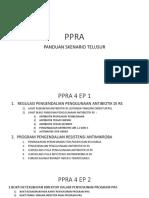 Checklist Telusur Ppra