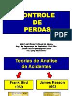 Teoria de Análise de Acidentes_F. Bird e J. Reason_Passo à Passo