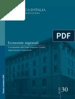 Banca d'Italia - Congiuntura Fvg Novembre 2018
