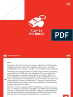 PUMA CI GUIDES-Play by the Rules
