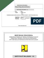 MC 01 - Rusun PB I
