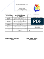5th Yr. Study Plan.ece