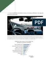 IBOPE Inteligência - 73% Dos Internautas Brasileiros Nunca Tiveram Problemas Com App de Motorista Particular - 2018