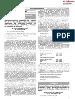 Autorizan Viaje de Presidente Del Consejo Directivo y Gerente General Del Organismo Supervisor de Inversión Privada en Telecomunicaciones - OSIPTEL a Francia en Comisión de Servicios