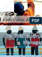 Leadership & Teamworking Series_ Effective Resources & Workload Management  (BAHASA INDONESIA)