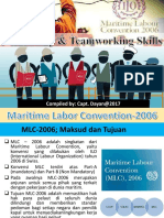 Leadership & Teamworking Series_What Should Know of MLC-2006 (BAHASA INDONESIA)