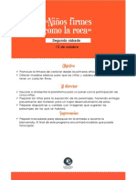 NIÑOS FIRMES COMO LA ROCA SEGUNDO SÁBADO.pdf