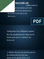 Kalvari Ah