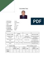 CV Mirian Karaulashvili
