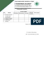 7.1.5.1 Form Identifikasi Hambatan Pelayanan Puskesmas